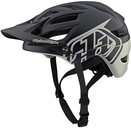 Troy Lee Designs 2018 Bike A2 MIPS Helmet Decoy Black//Stone Adult All Sizes