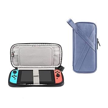 Golden.Y Estuche para Nintendo Switch Lite, Protector de Pantalla ...