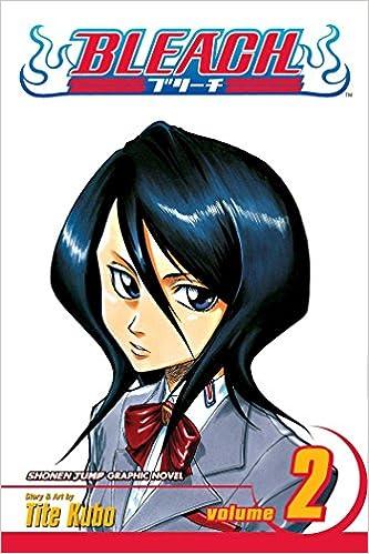 Amazon com: Bleach, Vol  2 (0782009164425): Tite Kubo: Books