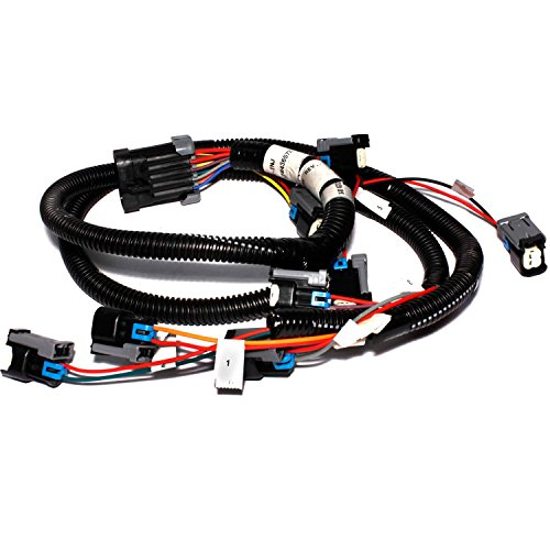 FAST 301208 2.0 Injector XFI Fuel Inector Harness for Chrysler 5.7/6.1/6.4L HEMI