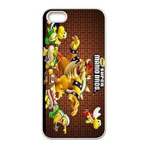 For Ipod Touch 4 Phone Case Cover DIY Popular Cartoon Movie Super Mario Bros SM691392