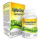 Alpha Clean Home Drug Detox Cleanse FREE SHIPPING Health Personal Care