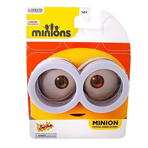 Evil Minions Costumes (Sun-Stache Minions Goggles-Mask from Stop on)