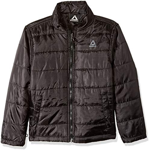 Reebok Boys Active Systems Jacket with Zip Pockets