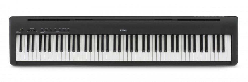 Kawai ES110 88-Key Digital Piano with Speakers - Gloss Black by Kawai