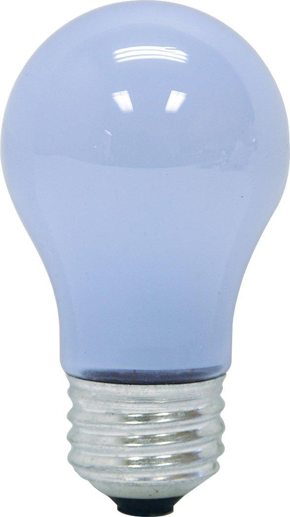 GE Lighting 76594 Reveal 40-Watt, 260-Lumen A15 Light Bulb with Medium Base, 8-Pack