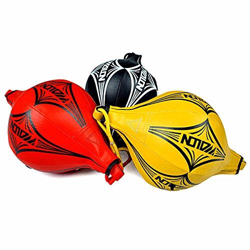 Doble Fin boxeo velocidad de la bola de fitness Vent balón colgado ...