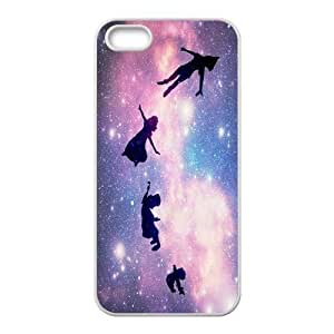 Iphone 5 5S Peter Pan Design TPU Case Cover,Iphone 5 5S Shell Protector by icecream design
