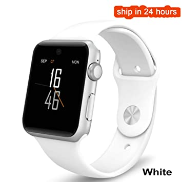 JingJingQi Rastreador de Ejercicios Bluetooth Smart Watch Sports ...