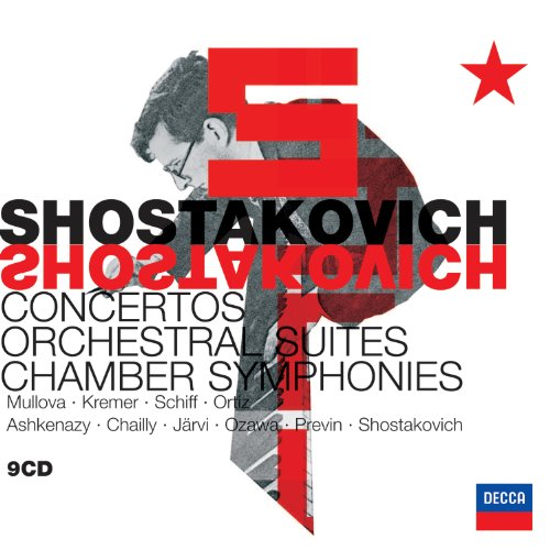 The Great Citizen Amazoncom Shostakovich The Great Citizen op55 music from