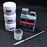 Yoyorule Pro Simply Nail Art Kits Acrylic Liquid Powder Pen Dappen dish Tools