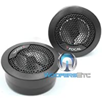 TN-44 - Focal 15W Aluminum Inverted Dome Tweeters