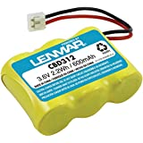 Lenmar CBD312 Battery for AT&T, GE, Pac-Bell, Bell South and Sharp Cordless Phones