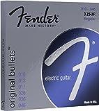 Fender 3150R 10 46 PURE NICKEL BULLETS Jeu de Cordes guitare électrique 10-46
