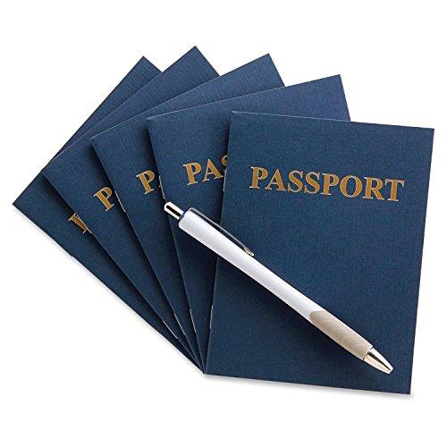 My Passport Book - 4.5