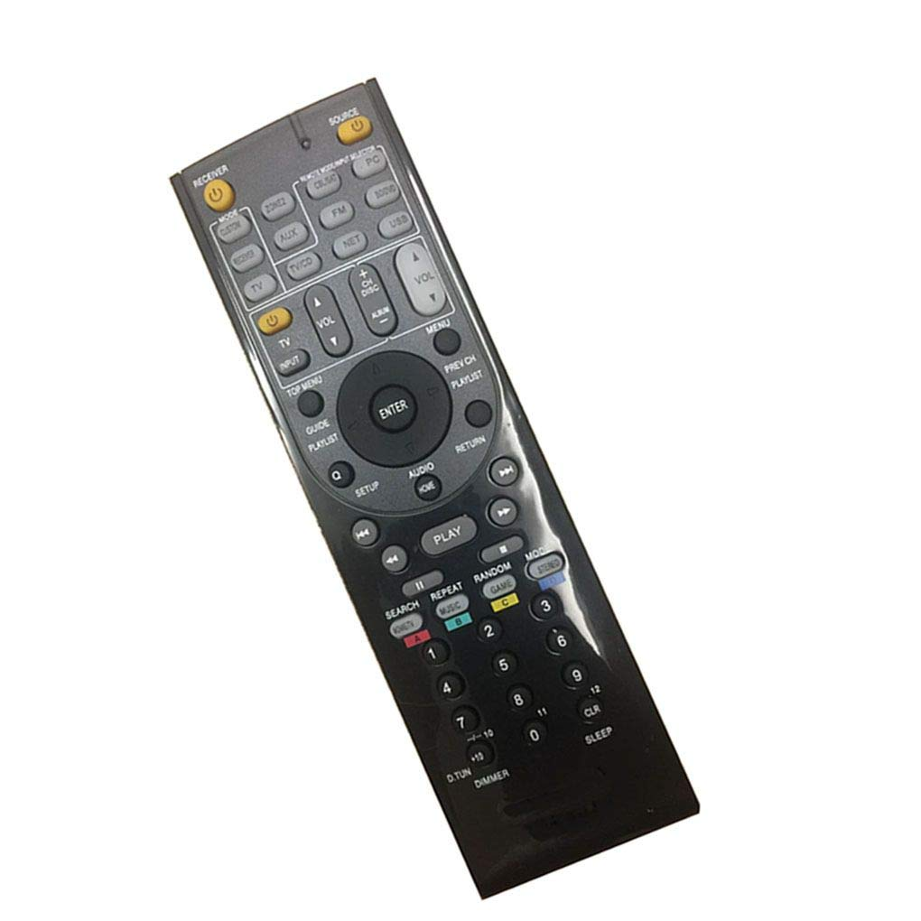 Easy Replacment Remote Control Suitable for Onkyo Integra DTR-40.1 DTR-8.8 AV A/V Receiver System by EREMOTE