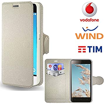 Funda para Wind Smart, Vodafone Smart Turbo 7, Alcatel Pixi 4 – 5
