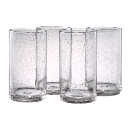 Artland Iris Highball Glasses, Clear, Set of ()