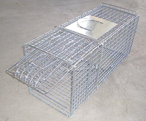 折りたたみ式動物捕獲器 TR2600 (踏み板式) 小動物キャッチャー B014BTRF80