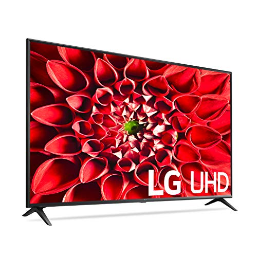 LG 65UN7100 – Smart TV 4K UHD 164 cm (65″) con Inteligencia Artificial, HDR10 Pro, HLG, Sonido Ultra Surround, 3xHDMI 2.0, 2xUSB 2.0, Bluetooth 5.0, WiFi [A], Compatible con Alexa
