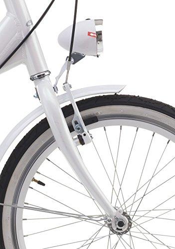Bicicleta plegable Cicli Cinzia Sixties, cuadro de aluminio, rueda 20