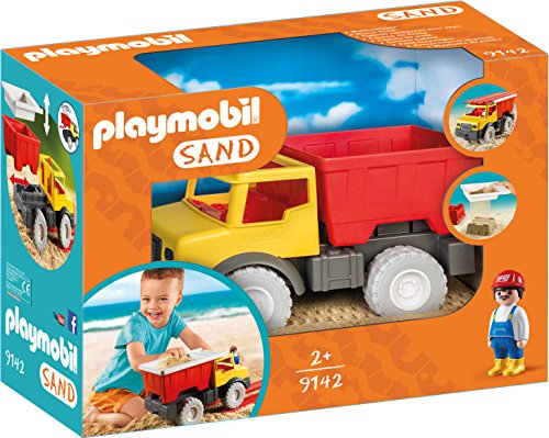 PLAYMOBIL® 9142 Dump Truck Building Set