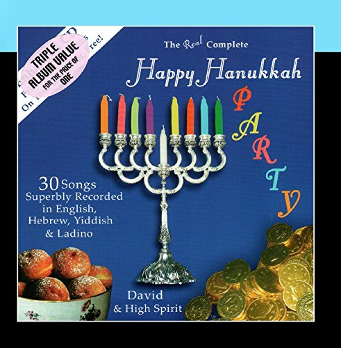 The Real Complete Happy Hanukkah Party ()