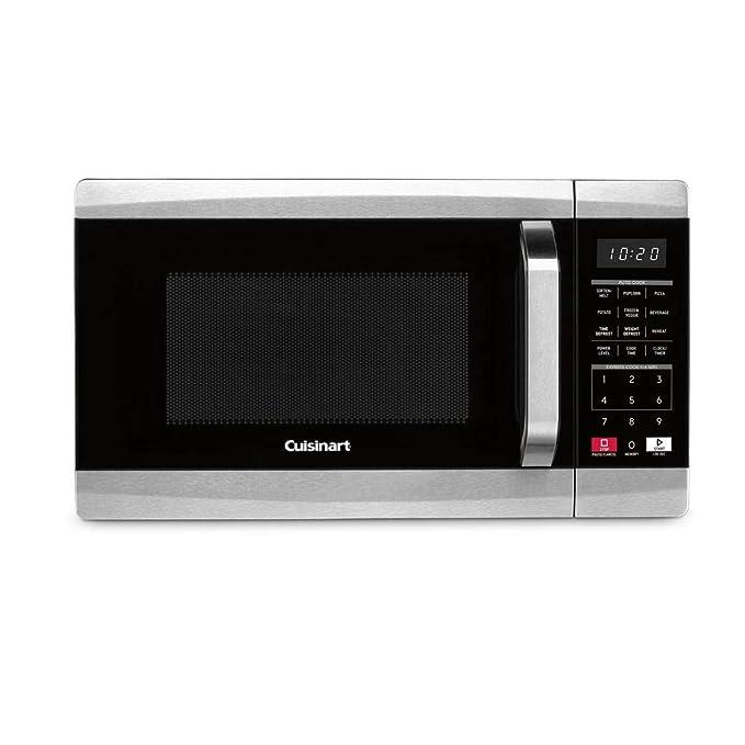 Amazon.com: Cuisinart 700 W 0,7 pies cúbicos horno ...