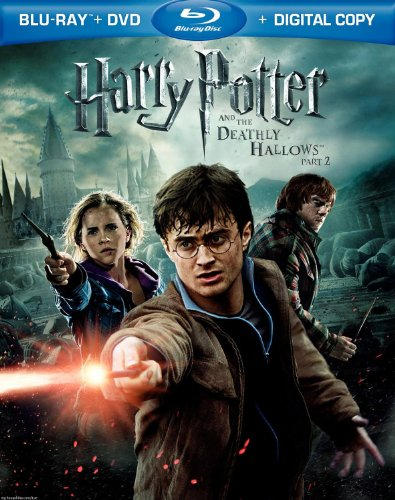 Harry Potter & Deathly Hallows Part 2 [Blu-ray] (Harry Potter And The Deathly Hallows Blu Ray)