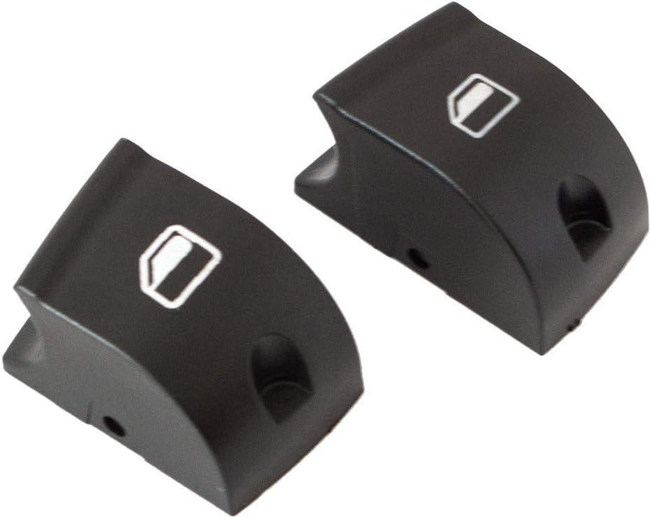 Fensterheber Schalter Taste Tasten Taster Fensterheberschalter Schalttaste Blende 2 X Vorne Links T4 Auto