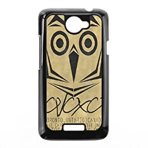 HTC One X Phone Case Black Drake Ovo Owl WQ5RT7411499