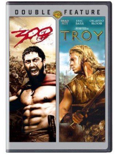 300 / Troy (DVD) (DBFE) -
