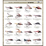 Top Selling Flies - Guide's Master Assortment - Nymphs (60 Flies)
