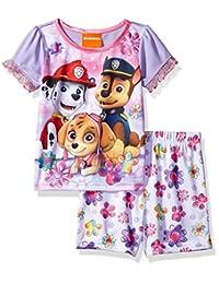 Nickelodeon girls Toddler Girls Paw Patrol 2-piece Pajama Set