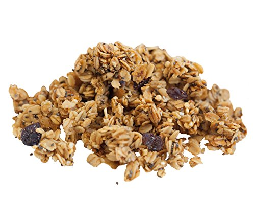 Erin Baker's Ultra Protein Granola, Tri Berry, Mixed Berries, Gluten-Free, Vegan, Non-GMO, Cereal, 10-pound bag