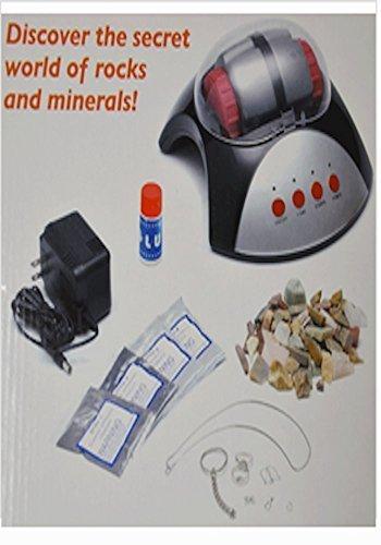 Rock Tumbler by Science Tech