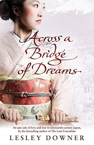 book cover of Across A Bridge Of Dreams