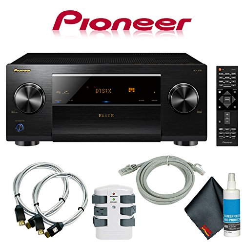 Pioneer Elite SC-LX701 9.2-Channel Network A/V Receiver Acce