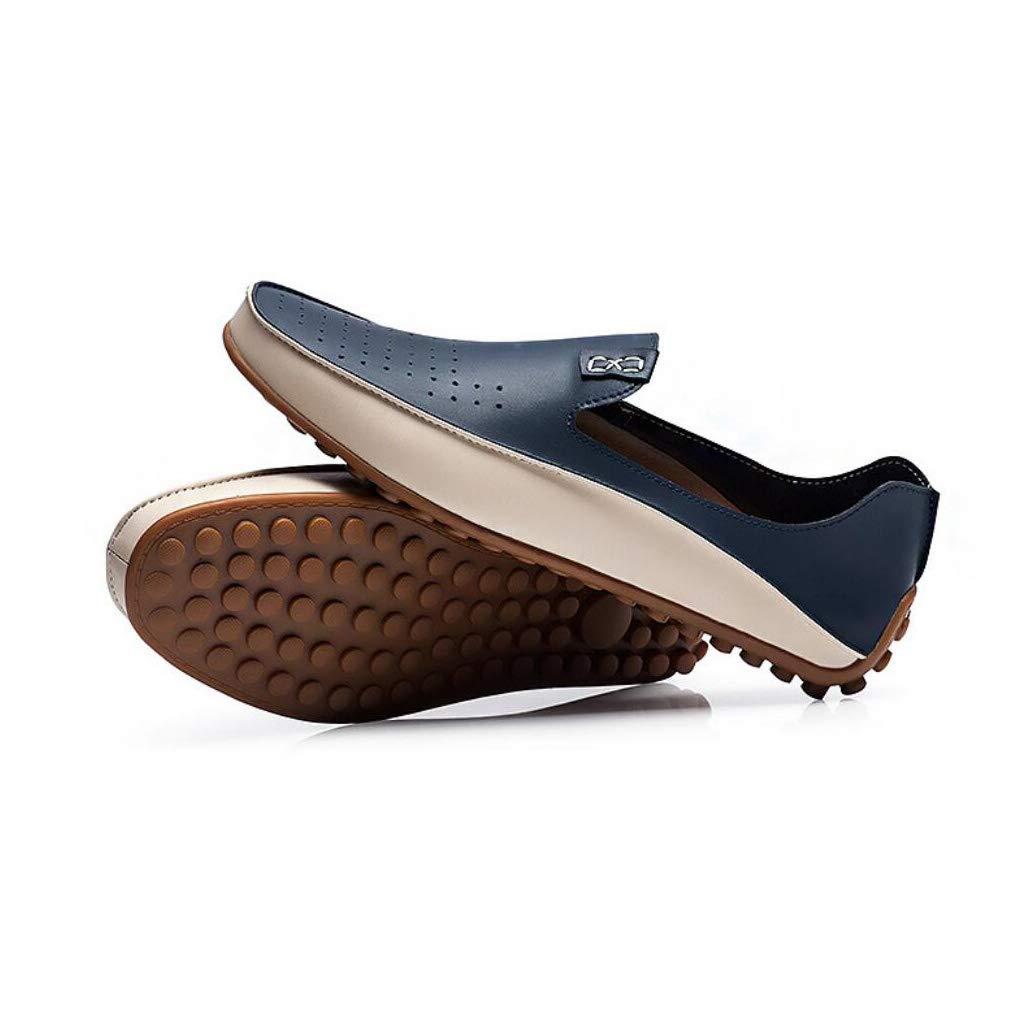 Mocasines y sandalias confortables nuevos, zapatos náuticos para jóvenes, zapatos casuales todos los días, tendencia, zapatos de conducción transpirables, ...