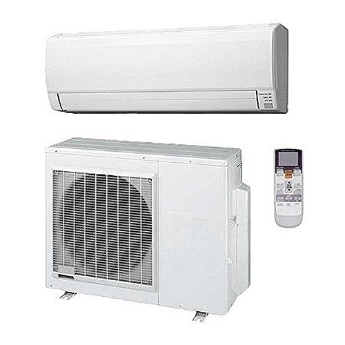 9K Btu 16 Seer Fujitsu Single Zone Ductless Mini Split Heat