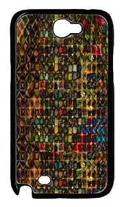 Mosaic Design Hard Case for Samsung Galaxy NOTE 2 N7100 -1126048
