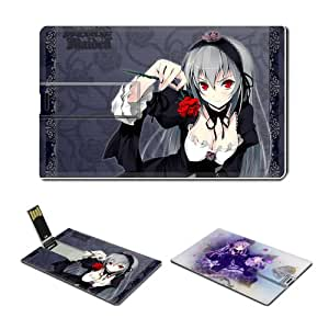 Woocoo, Rozen_Maiden, Anime_Comic_Game, ACG, Customized_USB, Flash_Drive, 8GB