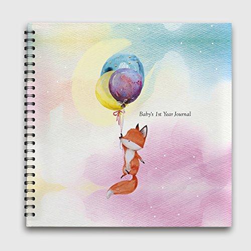 Modern Baby Memory Book - 3