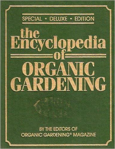 of organic gardening editors of organic gardening magazine amazoncom books