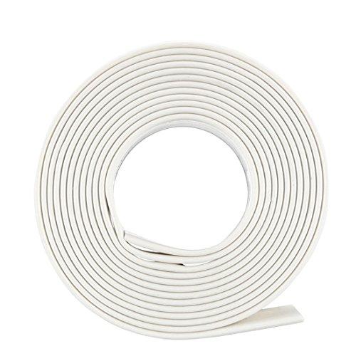 diametro 6/mm Sourcingmap termoretraibile 2 1/tubo di isolamento elettrico filo cavo tubi manicotti Wrap verde lunghezza 10/m