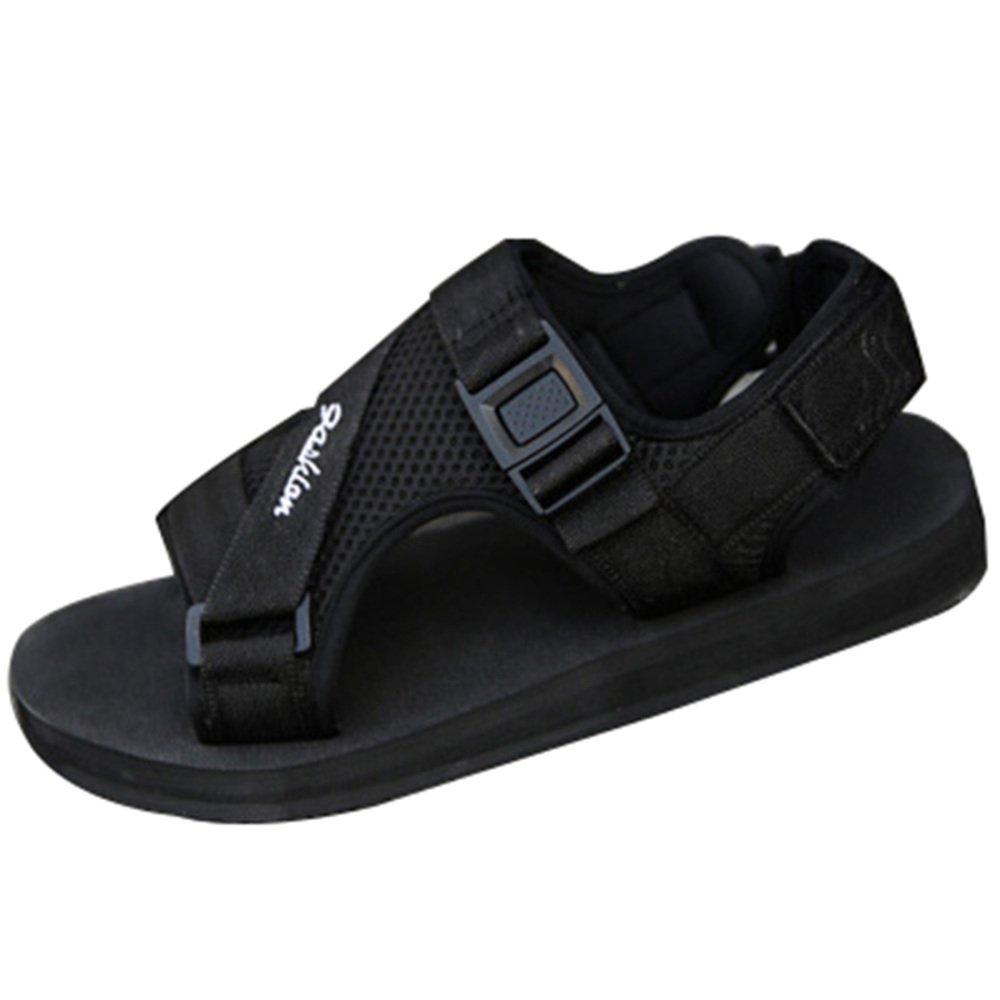 MYXUA Sandalias Antideslizantes De Verano Para Hombres Zapatos Deportivos De Playa De Punta Abierta Para Jóvenes. 42EU 4