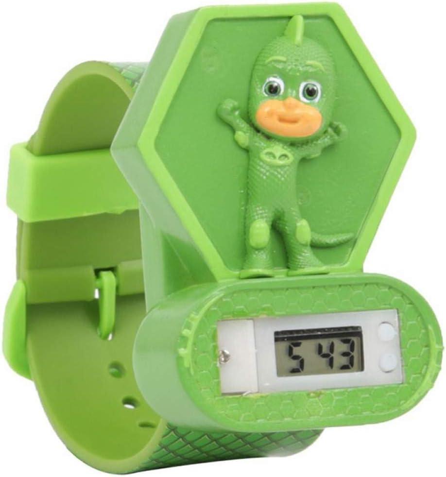 PJ MASKS Reloj C/pers.3d , color/modelo surtido