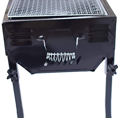 Amazon.com: Parrillas de carbón para barbacoa, parrilla ...