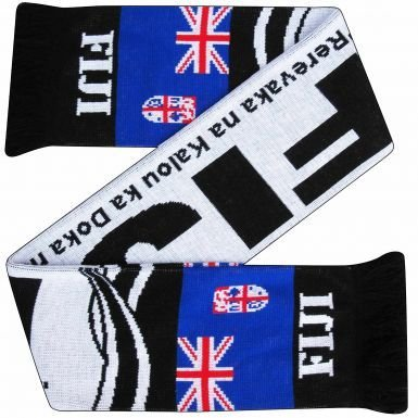 Fiji Rugby Union Fans Scarf