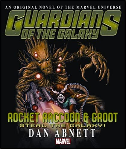 Rocket Raccoon & Groot: Steal the Galaxy! Audiobook Online Free
